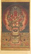 愛染明王像 <br/>Aizen Myōō (Rāgarāja)