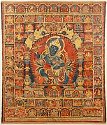 The Buddhist Guardian Achala