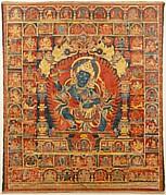The Buddhist Guardian Achala