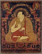 Portrait of a Lama, Possibly Dromton