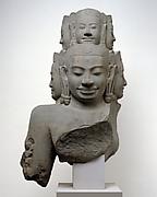 Bust of Hevajra