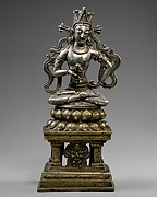 Seated Amoghasiddhi, the Transcendent Buddha of the North