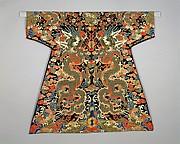 Velvet Textile for a Dragon Robe