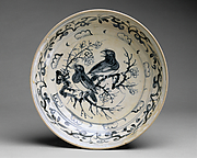"Dish with ""Magpie"""