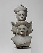 Bust of Five-Headed Shiva