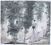 The Seven Worthies of the Bamboo Grove