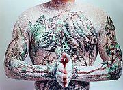 Chinese Landscape Tattoo No. 4