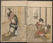 Picture Book of Flowers of the Four Seasons (Ehon shiki no hana)