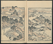 Transmitting the Spirit, Revealing the Form of Things: Hokusai Sketchbooks, volume 15 (Denshin kaishu: Hokusai manga, jūgohen)