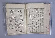Transmitting the Spirit, Revealing the Form of Things: Hokusai Sketchbooks, volume 8 (Denshin kaishu: Hokusai manga, hachihen)