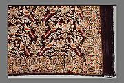 Portion of Silk Gauze Sari