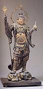 Standing Bishamonten (Vaishravana)