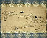 Handscroll of Frolicking Animals