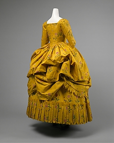 Dress (Robe à la Polonaise)