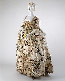 Dress (<em>Robe à la Française</em>)