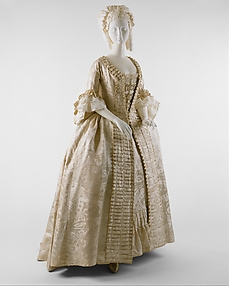Dress (<em>Robe à la Française</em>)