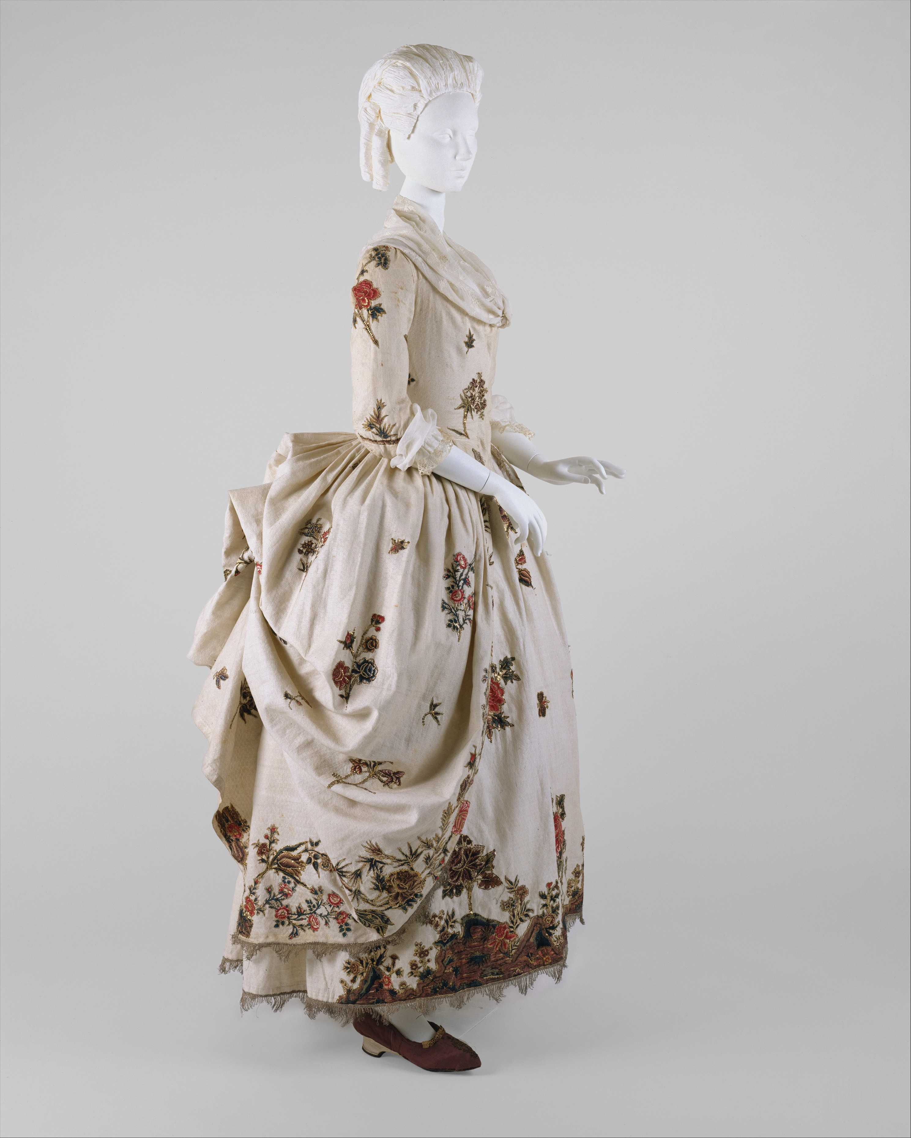 Robe A La Polonaise: The Metropolitan Museum Of Art