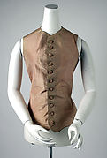 Riding waistcoat