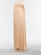 Bifurcated skirt