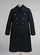 Uniform coat