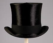 Evening top hat
