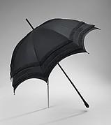 Mourning parasol