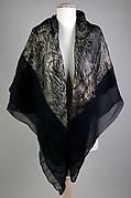 Evening shawl