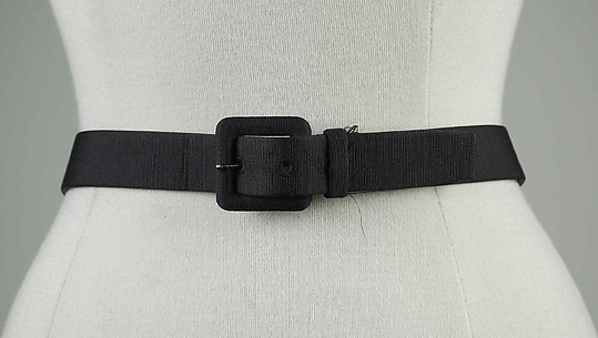 Cocktail belt