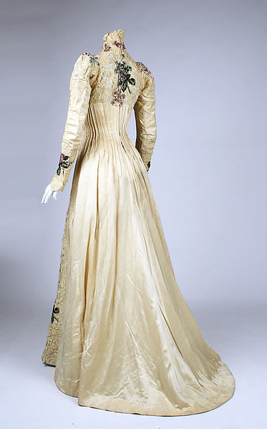 Old Rags - Dress, ca 1900 NYC, the Met Museum
