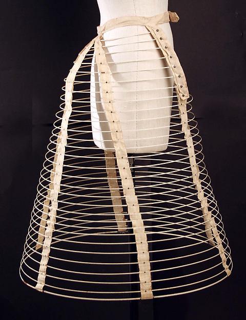 Cage crinoline
