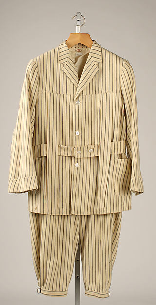 Norfolk suit