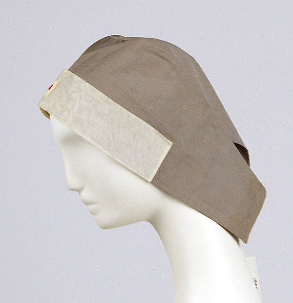 Uniform bonnet