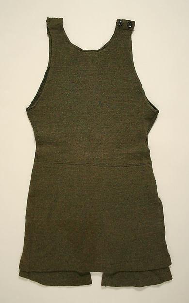 Tank suit