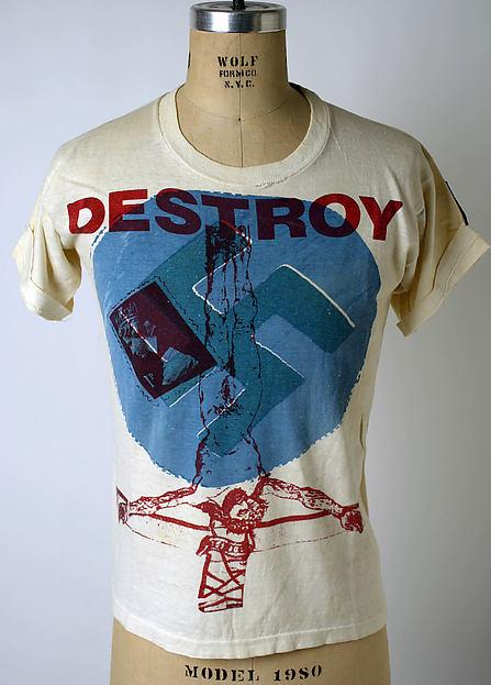 """Destroy"""