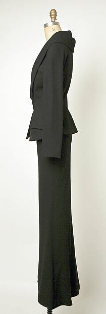Evening suit