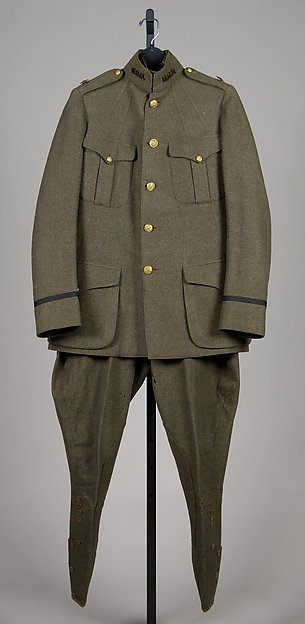 Military suit