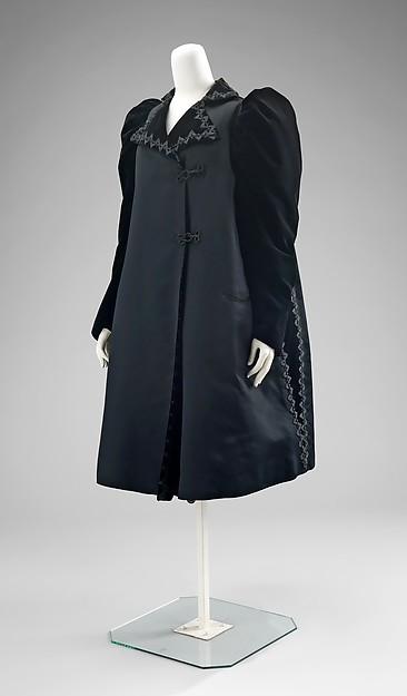 Evening coat