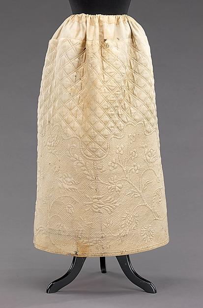 Wedding petticoat