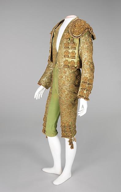 Toreador suit