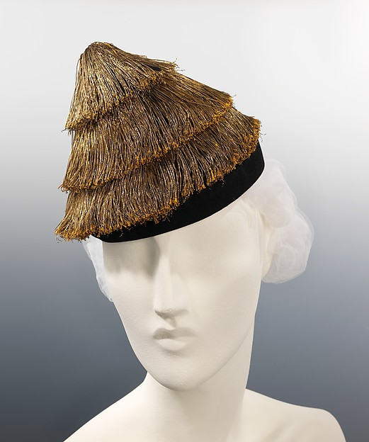 Cocktail hat