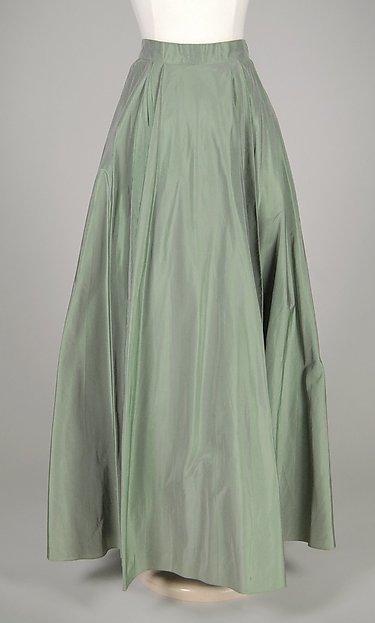 Evening skirt
