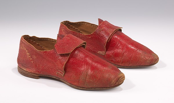 18th century child's shoes, Brooklyn Museum Costume Collection at The Metropolitan Museum of Art
