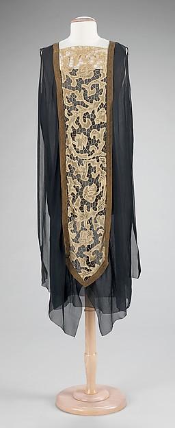 Платье (верхняя одежда), вечер