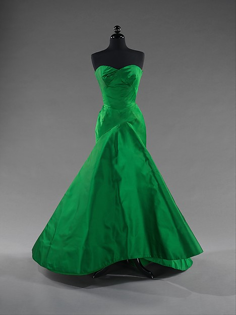 Charles James Ball Gown American The Met