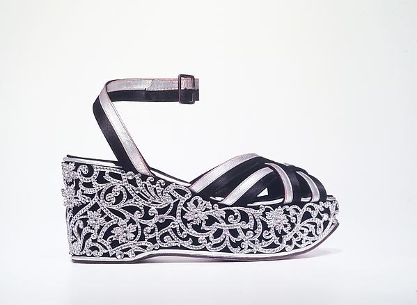Evening sandals