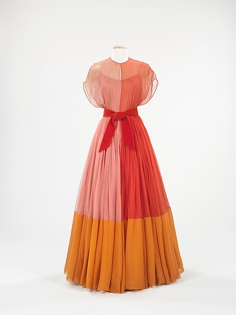 James Galanos | Evening dress | American | The Met