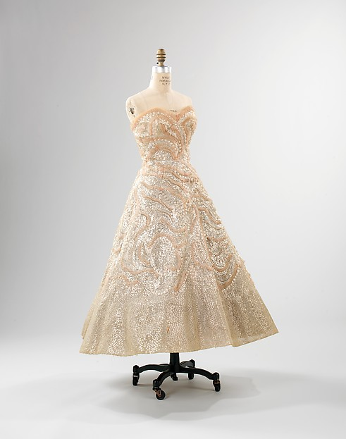 House of Dior | Evening dress | French | The Met