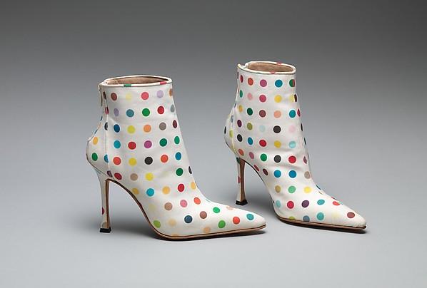 """""""Dot Boot"""""""