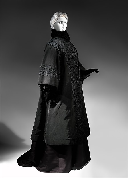 Mourning coat