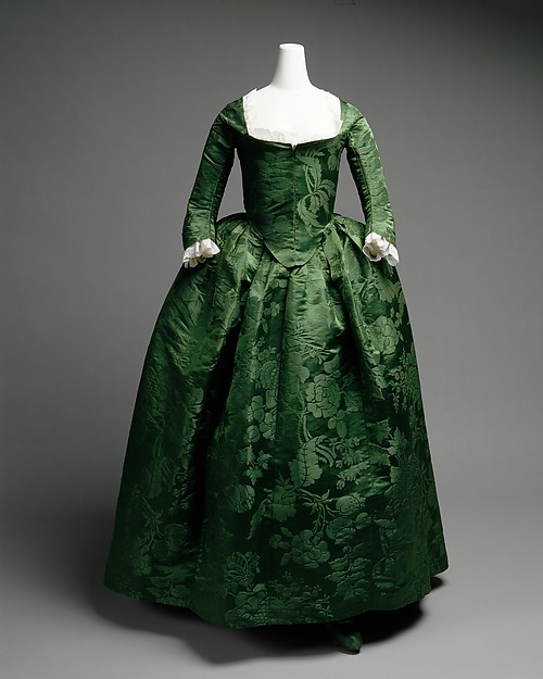 The Many Types of 18th Century Gowns ~ American Duchess